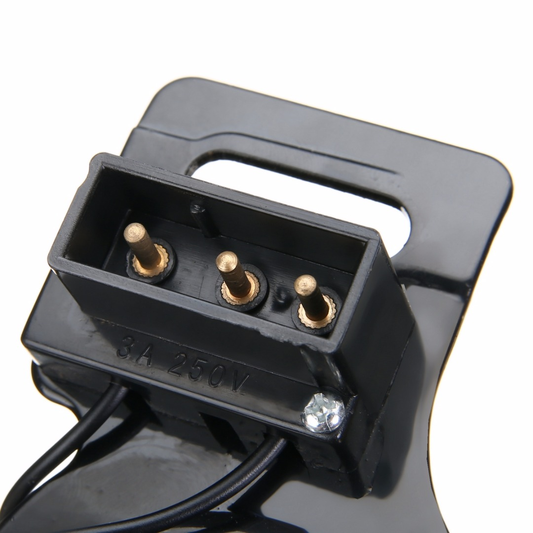 1set Black 1.0 Amps Universal Home Sewing Machine Motor Foot Pedal Controller 100W