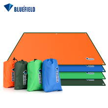 Outdoor Sun Shelter Waterproof Camping Picnic Mat Picnic Blanket 4 Size 4 Colors Pergola Canopy Tent Awning(China)