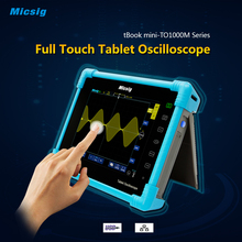 Digital Tablet Oscilloscope 100 MHz 4CH 2 Channel oscilloscope automotive scopemeter oscilloscope osciloscopio car-detector