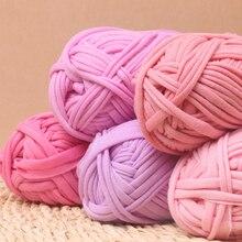 Пряжа для вязания шарфов руками