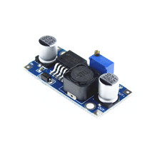 Free Tracking lm2596 LM2596S DC-DC 3-40V adjustable step-down power Supply module Voltage regulator 3A
