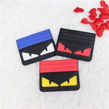Buy Mini Leather Men Small Wallet Aluminum Card&ID holders Slim RFID Wallet Pop Case Credit Card Protector Card Holder Coin Purse for $6.99 in AliExpress store