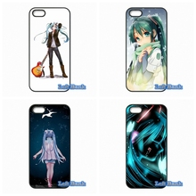 Anime 3D Hatsune Miku Hard Phone Case Cover For Blackberry Z10 Q10 HTC Desire 816 820 One X S M7 M8 Mini M9 A9 Plus(China)