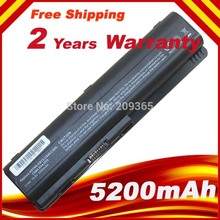 [Special Price] High quality laptop battery for HP Pavillion battery HDX16 HDX16t DV4 DV5 DV6, Free Shipping