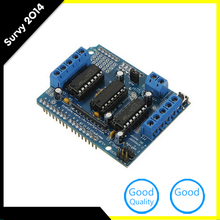 Buy L293D 4-Channel Stepper Motor Driver Board Control Shield Module Motor Drive Expansion Board 4.5-36V DC Arduino Mega2560 for $1.85 in AliExpress store