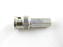 Guaranteed 100%  BNC male to RCA female adapter bnc connector