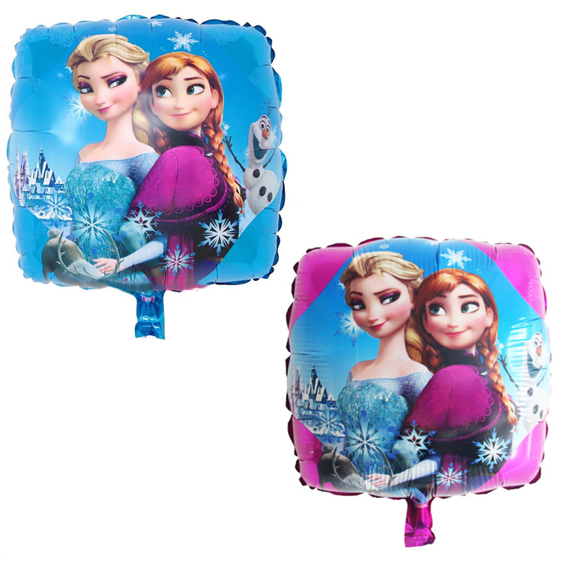 OLAF FROZEN PINK 4th BIRTHDAY PARTY BALLOONS Decorations Supplies Disney Snow