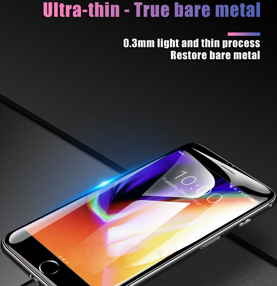 14 For iPhone 5 5s SE Glass For iPhone 6 6s Glass For iPhone X 10 Glass For iPhone 7 7 Plus glass for iphone 8 8 plus glass on the for iphone 7 6 8 5s Protective glass on the iphone 7 6 5s 8 (2)