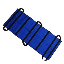 First Aid Soft Stretcher Medical Equipment emergency medical Device for Transferring patients BLUE