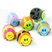 2017 new baby cute toy toy fun chain bucket clockwork beetle fangendou beetle Toy Puzzle of children
