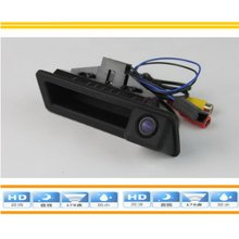 CCD Night Vision / Car Rear View Camera / HD Back Up Reverse Camera / For BMW 5 M5 E39 E60 E61 / Power Relay Filter