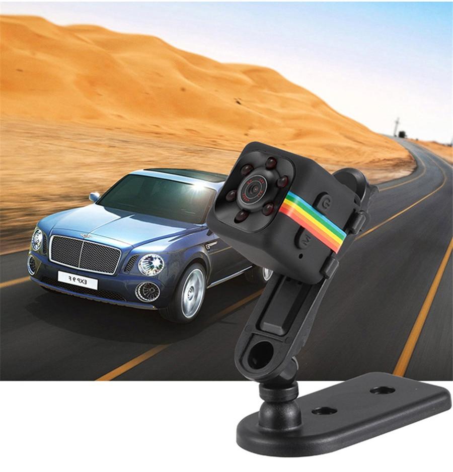 Full HD 1080P MINI Camera Digital Cam SQ11 Night Vision Sport Camcorder Video Voice Recorder Espia Nanny DV Secret Helmet