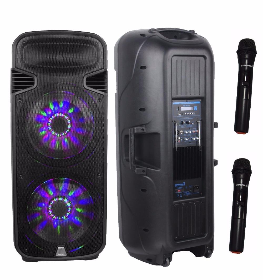 pa dj speaker