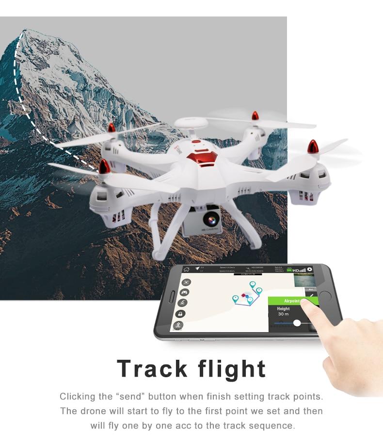 X183 Dual GPS Drone Follow me (12)