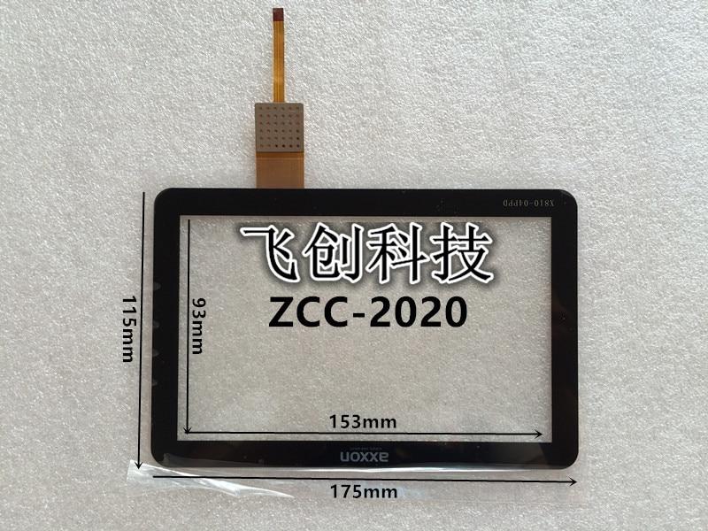 New original axxon 7 inch ZCC-2020 touch screen multi-point capacitive touch screen handwriting screen external screen<br><br>Aliexpress