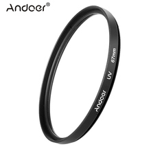 Andoer 67mm UV+CPL+Close-Up+4 +Star 8-Point Filter Circular Polarizer Filter Macro for Nikon Canon Pentax Sony DSLR Camera(China)