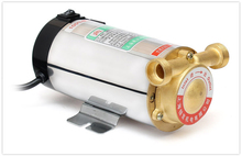 "Household 1/2"" Outlet Gas Water Heater Solar Water Pressure Booster Pump 120W Pressure Pumps Switch by Hand"