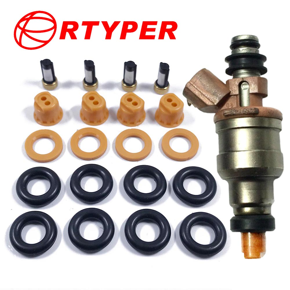 Fuel Injector Repair Service Kit for Injector Part # 195500-2110
