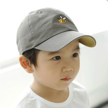 Kids Baseball Caps Brand Snapback Casual 2017 New Hip Hop Children Hats Cotton Animal Baseball Cap Adjustable Fashion Hat