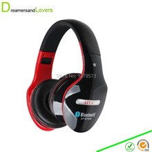 Wireless Headsets, Bluetooth High Definition Stereo Headphones with Mic, Support TF Card for Iphone Samsung Computer PC MP3 MP4