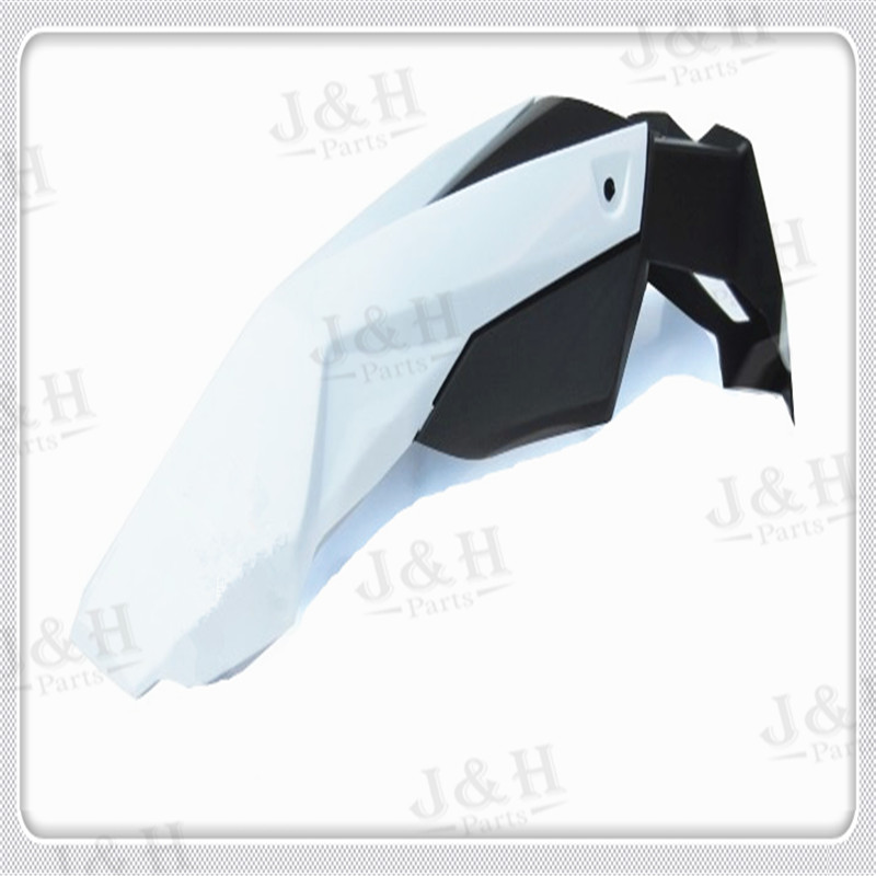 Free shipping Universal Off Road Dirt Pit Bike Motorcycle Front mudguard front fender white<br><br>Aliexpress
