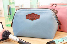 Fashion Brand Women Travel Cosmetic Bags Zipper Make Up Toiletry  Makeup Bag Wash Organizer Cases