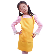 Kindergarten art children apron painting clothes children baking painting aprons(China)