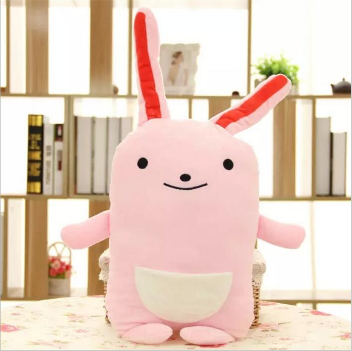 1pcs 60cm Cosplay Toy Futaba anzu Rabbit Doll Lovely Pink Rabbit  Plush Dolls Fashion Stuffed Toys<br><br>Aliexpress