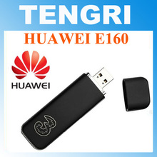 Original unlocked Huawei E160 E160G E160E HSDPA 3G USB Modem 3G dongle internet key pk e1550 e173 e169(China)