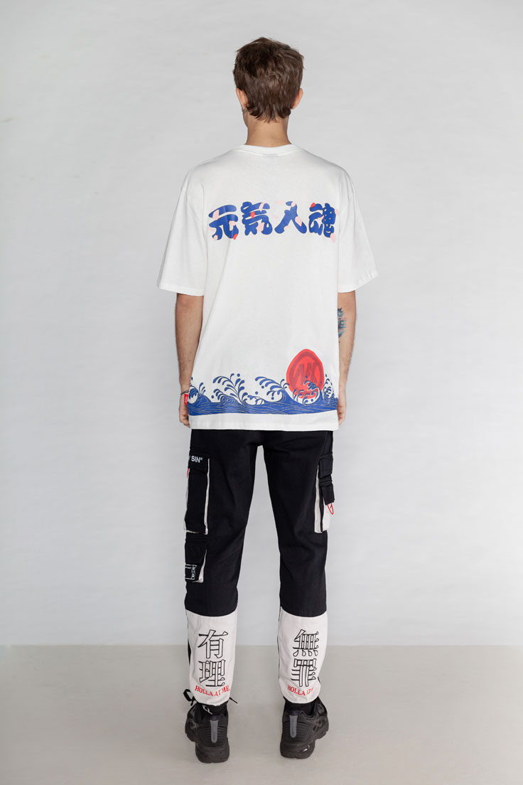 Japanese Harajuku Tshirts 3