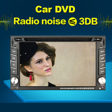 Auto Car Electronics Video Players 2 DIN DVD GPS Radio Stereo In Dash MP3 Head Unit Camera parking 2DIN HD TV Radio Video Audio(China)