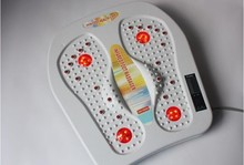 New hot popular Physical infrared Foot Massager electric of feet care machine with automatic massager in free shipping