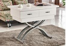 Multi-functional storage lift table. Table and coffee table.(China)