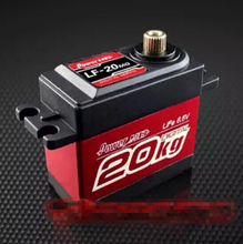 Power HD LF-20MG digital servo 20KG metal gear robot model aircraft Cars and futaba