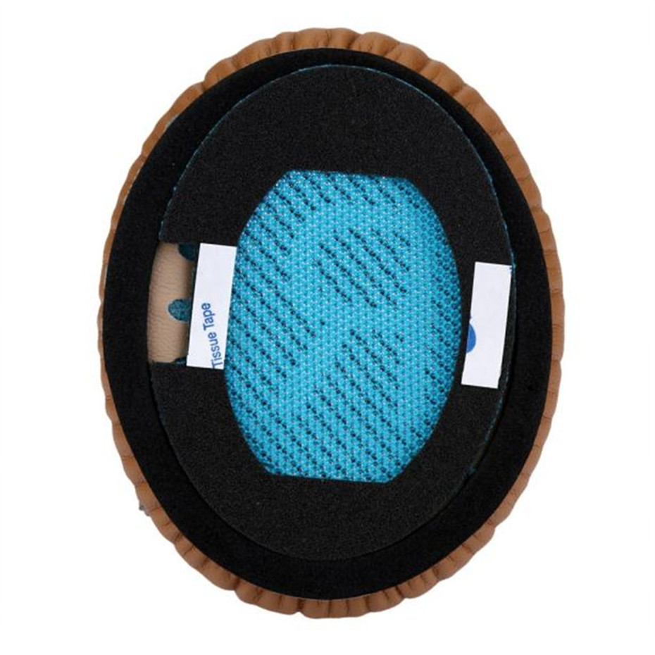 Ouhaobin Brown Ear Cushion Ear Pads Replacement for Bose QC25 QuietComfort Headphones Soft Earpad Hot DropShipping Sep11