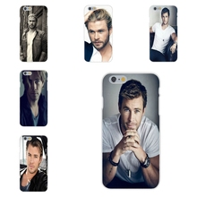 For Apple iPhone 4 4S 5 5C SE 6 6S 7 7S Plus 4.7 5.5 Soft TPU Silicon Shell chris hemsworth movies pad computer