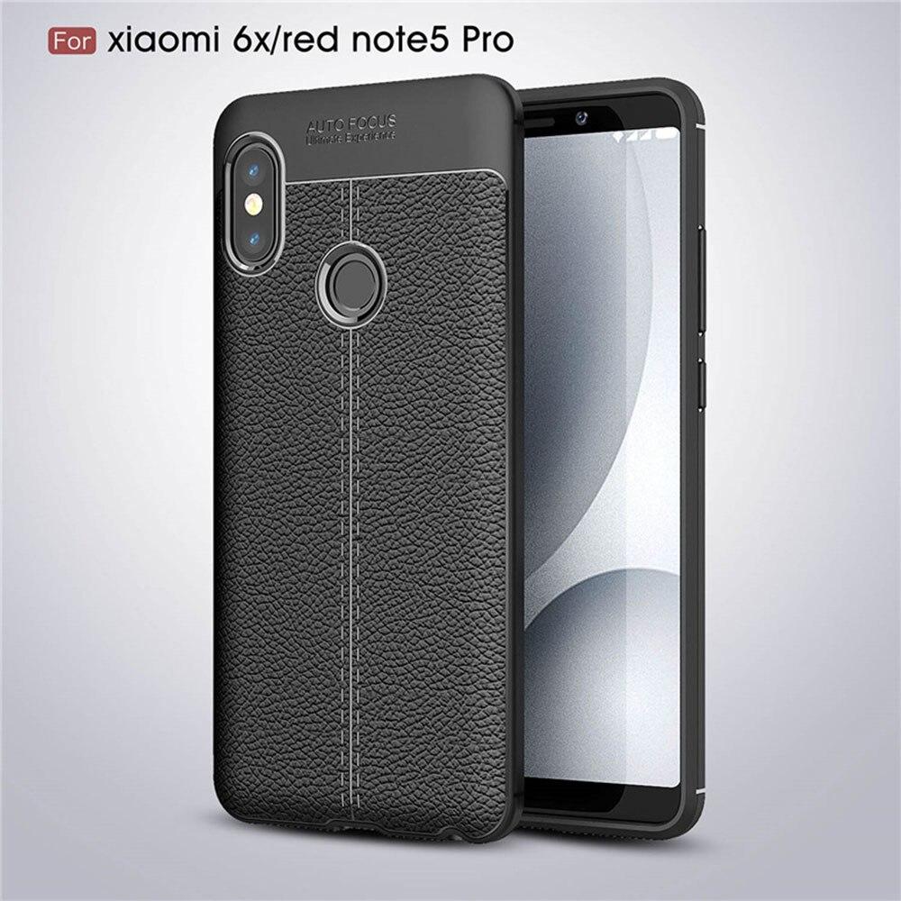 Xiaomi Redmi Note 5 Pro Case Note 5 غطاء هاتف 11