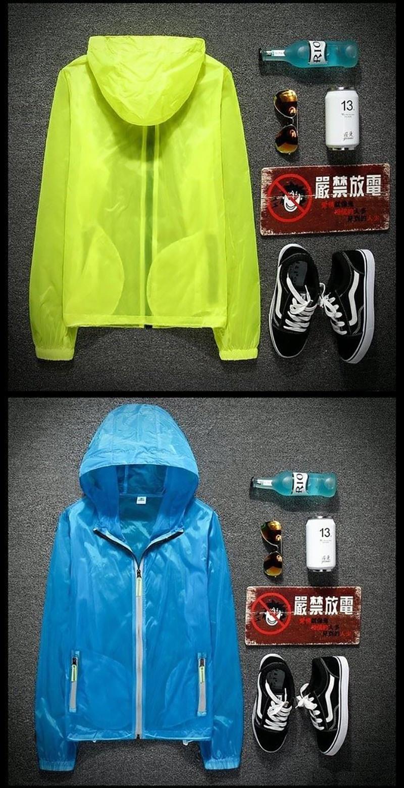 Mens Windbreaker Jackets (10)