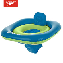 Speedo Sea Squard Swim Seat Child Lifebuoy baby inflatable swim Seat ring life buoy Safety dual airbags1-2yrs