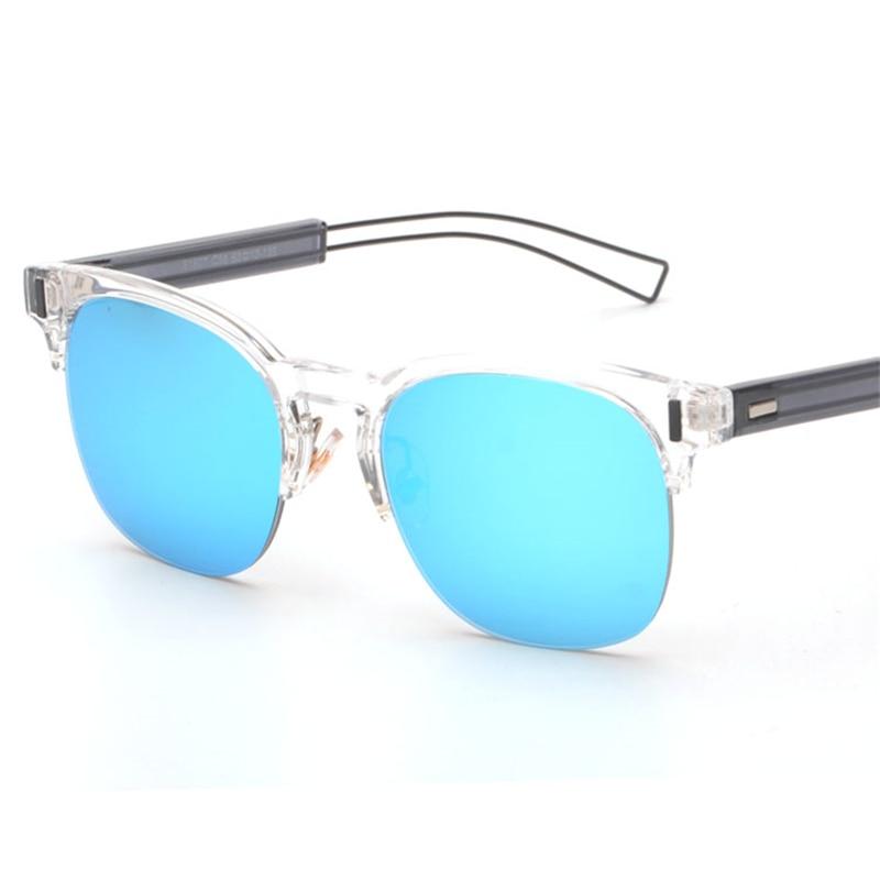 6 Colors Crystal Wire Leg Glasses Eyewear 2016 New Vintage Fashion Summer Cool Sunglasses Women Men Brand Designer oculos de sol<br><br>Aliexpress