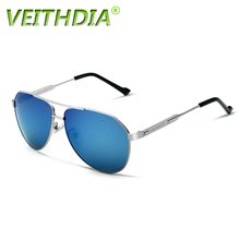 VEITHDIA Brand Best Men's Sunglasses Polarized Mirror Lens Big Oversize Driving Eyewear Accessories Sun Glasses For Men 3562