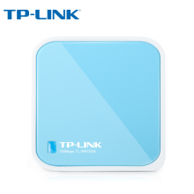 TP-Link WiFi Router 3G for Wi-Fi Repeater TP LINK 150M Mini Wireless Router TL-WR703N 2.4G 802.11b Travel outdoor Routers(China)