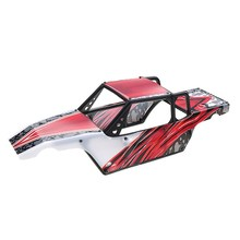 Eachine RatingKing F14 1/14 Car Body Frame Shell Cover Canopy 411806 411012 RC Car Part(China)
