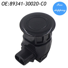 PDC Parking Distance Control Sensor For Toyota Crown Majesta Lexus IS250 IS350 GS300 Black 89341-30020-C0 89341-30020