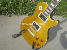 free shipping guitar+lp slash guitar+gold top+electric guitar/guitarra/guitar in china