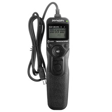 LCD Wired Timer Shutter Release Remote Control for Nikon D90 D600 D610 D3100 D3200 D3300 D5000 D5100 D5200 D5300 D70pangshi DC2