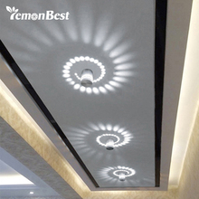 Creative Wall Light Small LED Wall Lamp for Art Gallery Decoration Front Balcony lamp Porch light corridors Light Fixture(China)