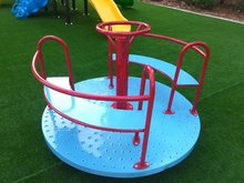 Outdoor Playground Equipment High Quality Merry go round HZ-070