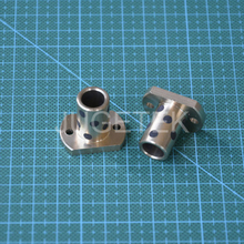 H10UU 10mm flanged selfgraphite linear bearing Brass Bushing 10pcs/lot(China)