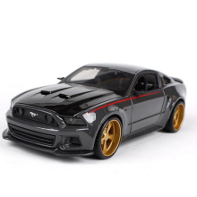 2014 Ford Street Racer Modified Alloy Vehicles Cars 1:24th Scale Models Car Model Toy  Collection Decoration